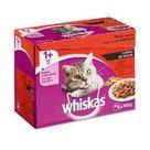 Whiskas-mp-vlees-in-saus-12x100gr