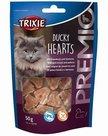Trixie-ducky-hearts-eendenborst-&-koolvis-50gr